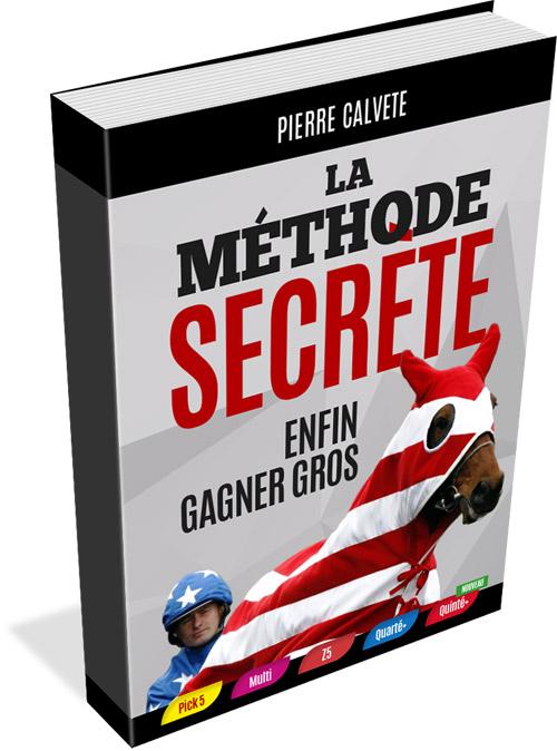 La Méthode Secrète Qui GAGNE GROS au TURF par Pierre Calvete