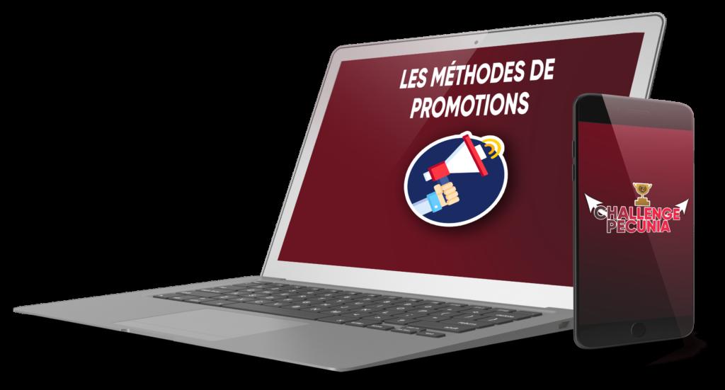 Module 3 : Les Méthodes de Promotions