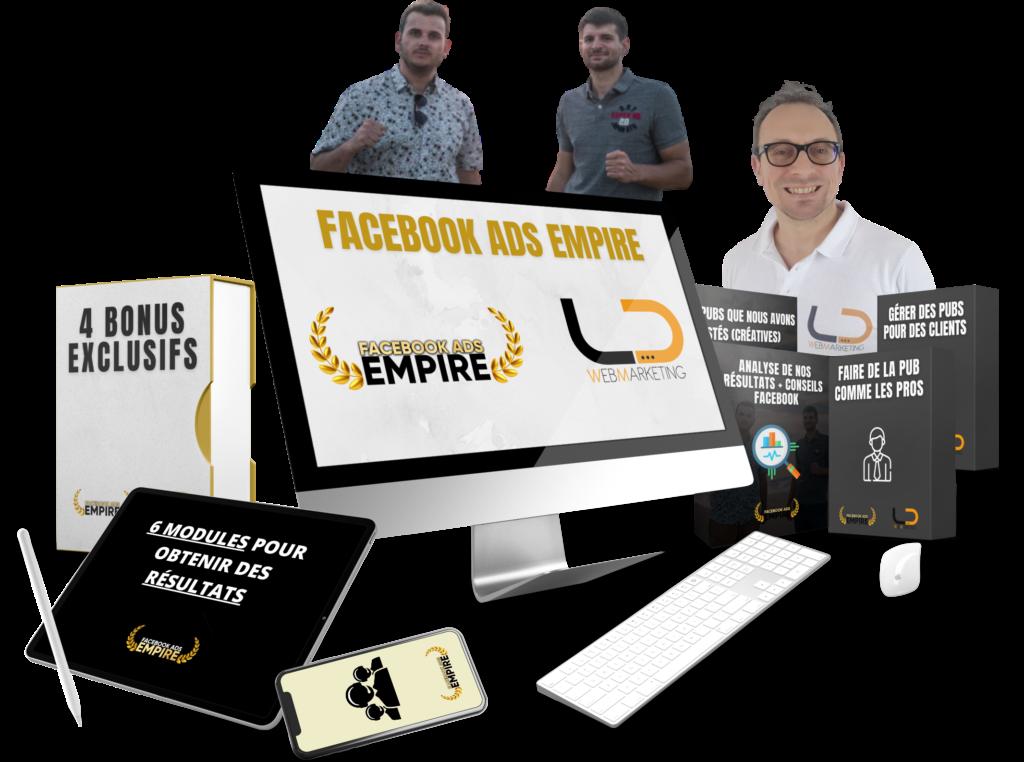Facebook Ads Empire