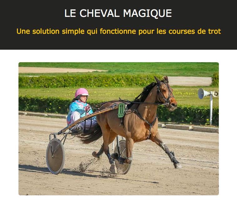 Le Cheval Magique